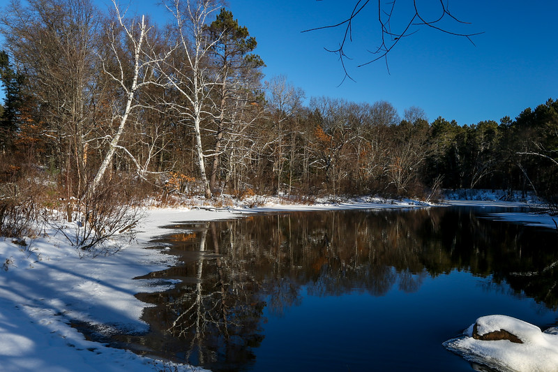 Manitowish River Reflections (3)