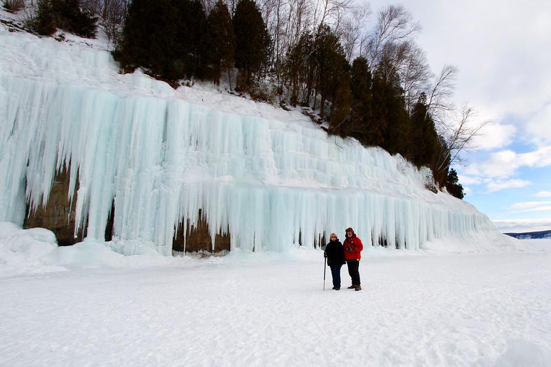 Grand Island Ice Caves 5