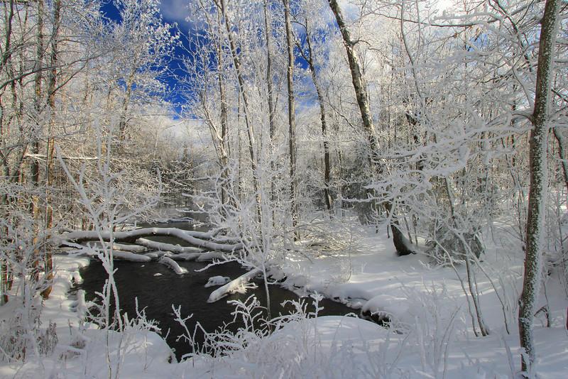A Northwoods Frozen Wonderland 3