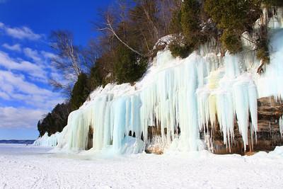 Grand Island Ice Caves 16