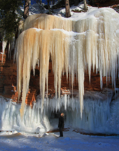 Apostle Islands National Lakeshore Ice Caves<br /> (11)