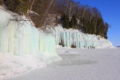 Grand Island Ice Caves 18
