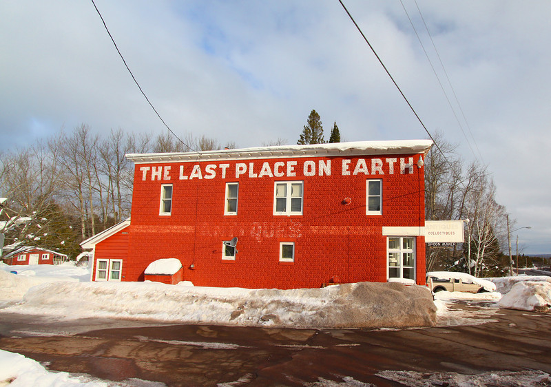 """The Last Place on Earth"""