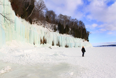 Grand Island Ice Caves 19