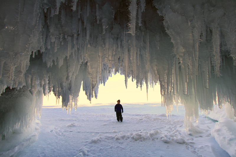 Apostle Islands National Lakeshore Ice Caves<br /> (6)