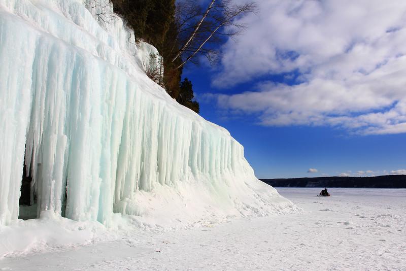 Grand Island Ice Caves 10