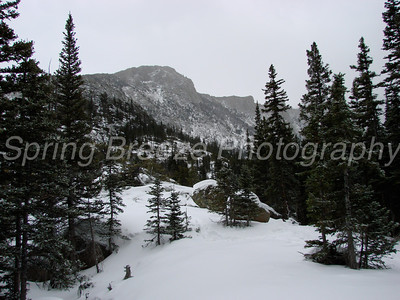 Rocky mountain national park Colorado Nov 2011
