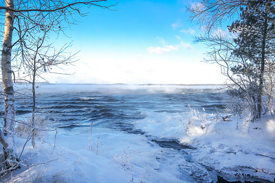 Icy Cold Waters