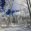 A Northwoods Frozen Wonderland