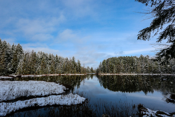 Early Winter Reflections