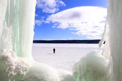 Grand Island Ice Caves 22