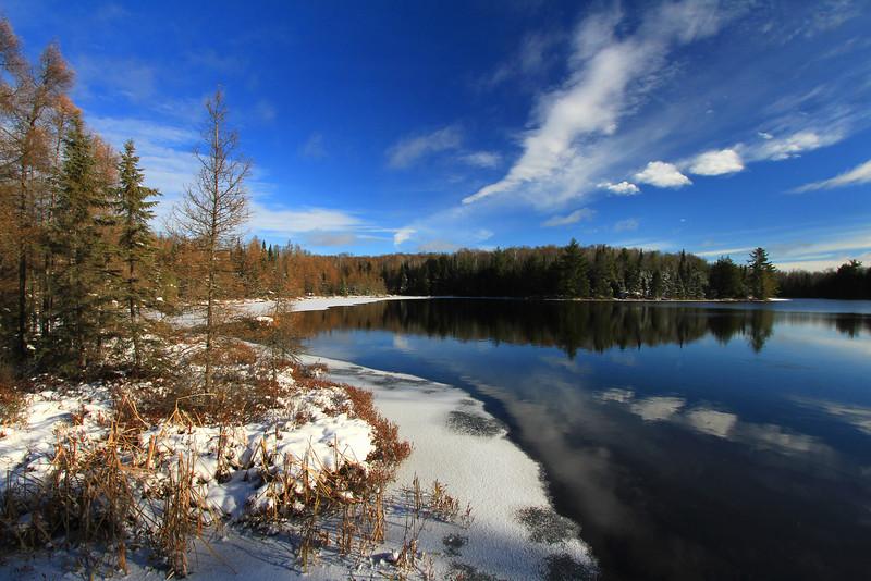 Beautiful Early Winter Reflections