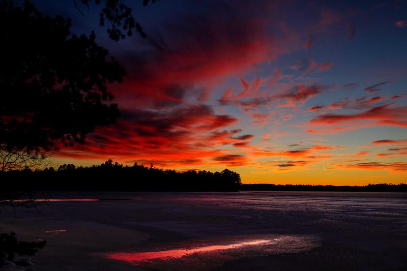 Trout Lake Sunset 8