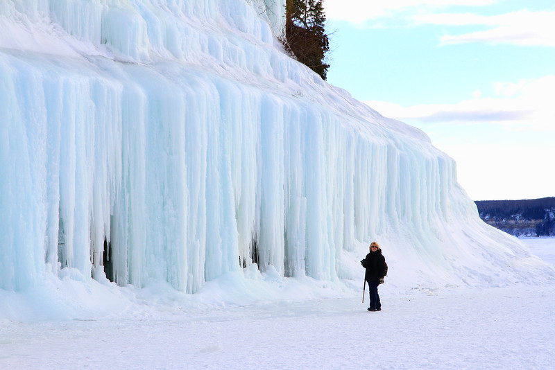 Grand Island Ice Caves 17