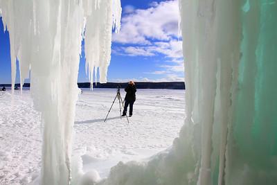 Grand Island Ice Caves 3