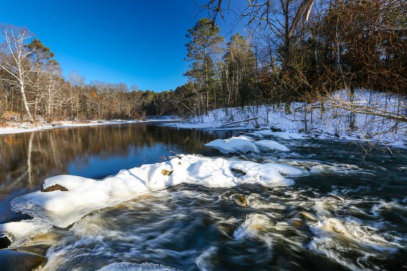 Manitowish River Reflections (5)