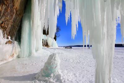 Grand Island Ice Caves 9
