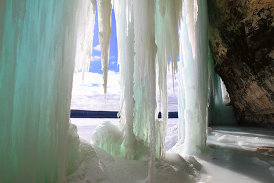 Grand Island Ice Caves 2015  1
