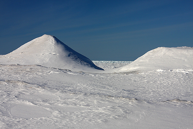 """""""Lake Superior Frozen in Time"""""""