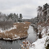 """""""  Dressed For Winter  """"  2  Manitowish river Boulder Jct. Wisconsin"""