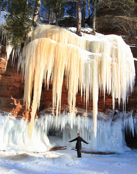 Apostle Islands National Lakeshore Ice Caves (10)
