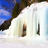 Grand Island Ice Caves 7