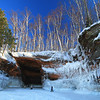 Apostle Islands National Lakeshore Ice Caves<br /> (12)