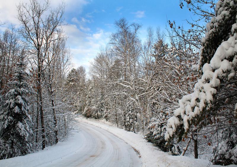 """It""""s Winter Around Every Corner"""