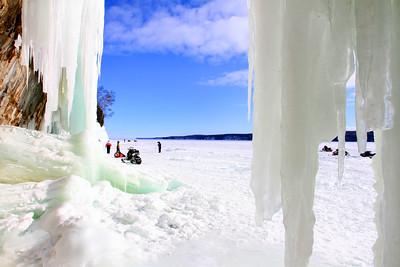 Grand Island Ice Caves 4