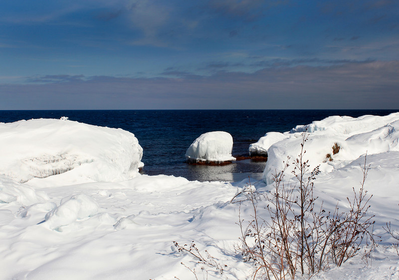"""""""Ice Sculptures of Lake Superior"""""""