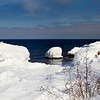 """Ice Sculptures of Lake Superior"""