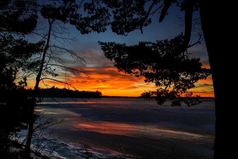 Trout Lake Sunset 4