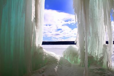 Grand Island Ice Caves 2