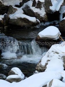 Boulder creek Colorado Nov 2011