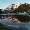 Reflection Auroa Lake_7637