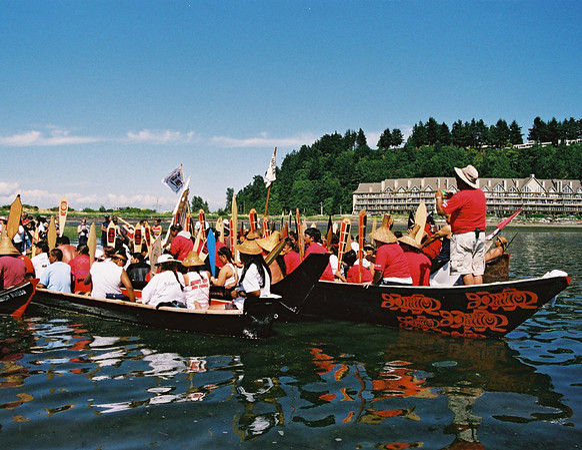 Gathering of First Nations, Tsawwassen