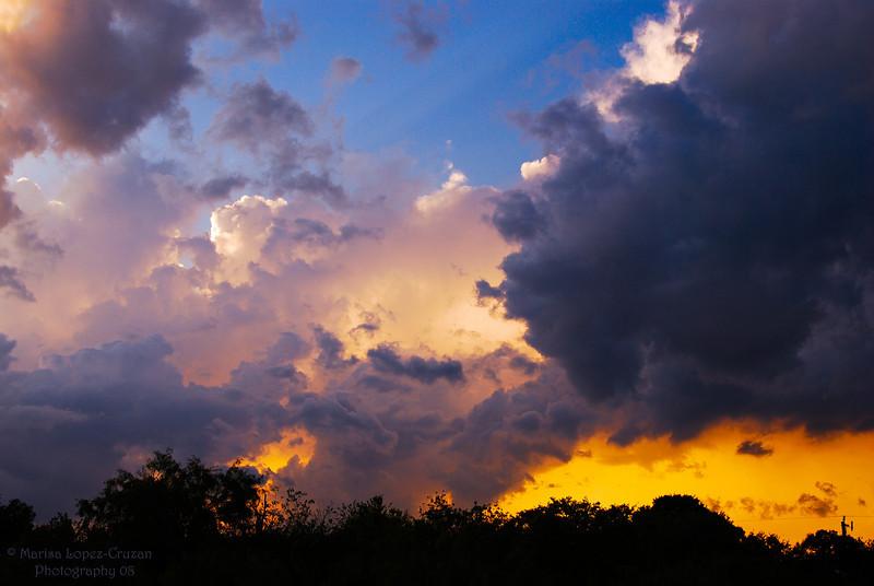 Warm Clouds