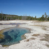 Hot pool in Biscuit Basin