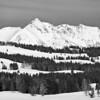 Mountain Hayden Valley
