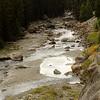 Lamar River low water