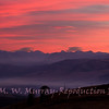 Smokey Dawn from Mt. Washburn