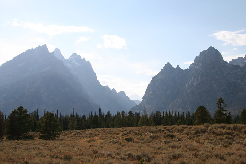 Yellowstone Tetons fall 08