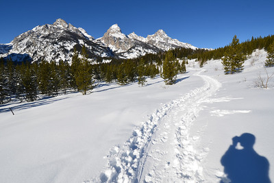 Photographing the Tetons