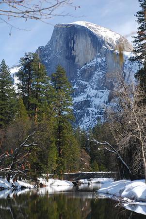 Yosemite, February 2008