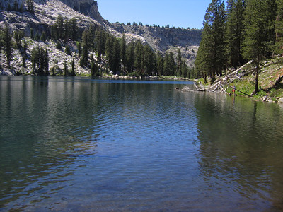 Yosemite Hike - Ten Lakes (2007)