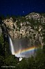 Cascade Falls Moonbow<br /> <br /> 10 June 2006