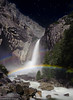 Lower Yosemite Falls Moonbow<br /> 7 May 2009