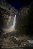 Lower Yosemite Falls Moonbow<br /> 19 April 2008