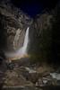 Lower Yosemite Falls Moonbow<br /> 19 April 2008