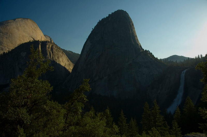 From the John Muir Trail with the 18mm lens.